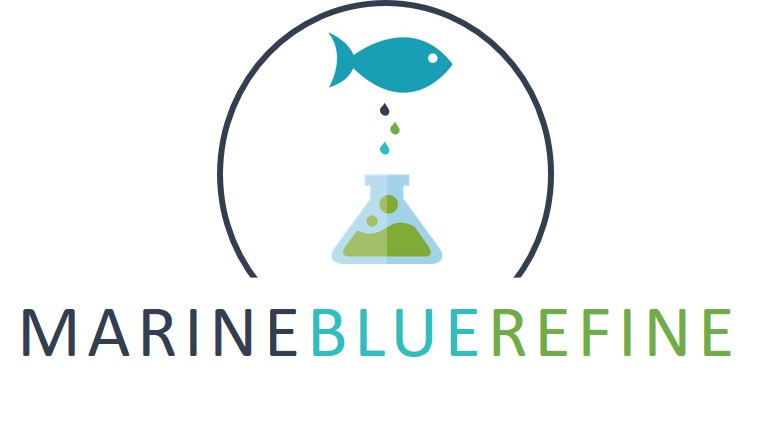 logo marinebluerefine